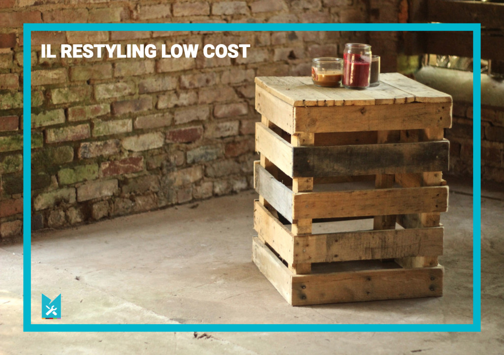 Il restyling low cost nell 39 arredamento d 39 interni megahub for Corsi arredamento d interni